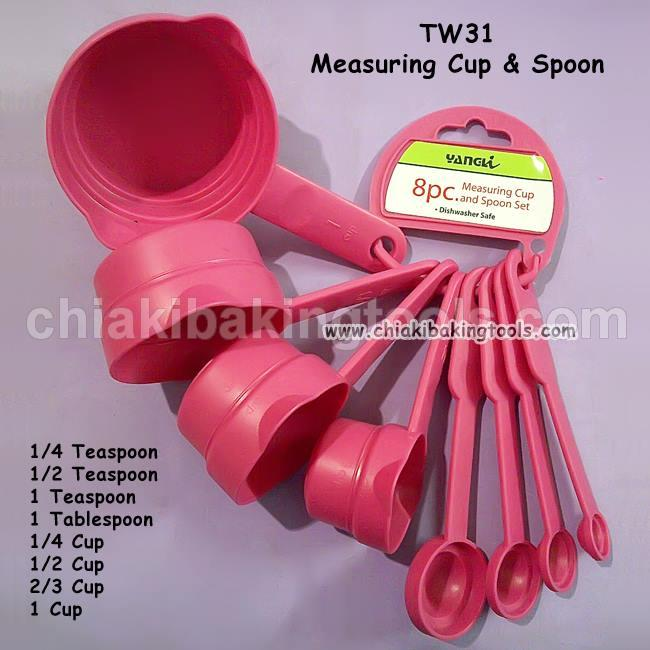 TW31 Measuring Cup & Spoon