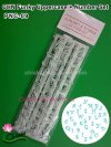 PNC-09 - CHN Funky Uppercase + Number Set