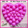 SMC-44 - 30 Mini Roses & Love