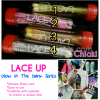 Lace Up Glow In the Dark Silicone Shoe Lace Tali Sepatu murah Zoom Lace Up Glow In the Dark Silicone