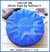 CHN-KW 056 - Silicone Single Big Sunflower B