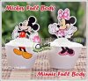 WRPCC005 - MINNIE Full Body Wrapper + Topper